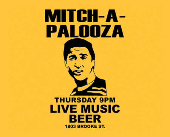 I'd take The Dunhill over Mitch-a-palooza all day long.
