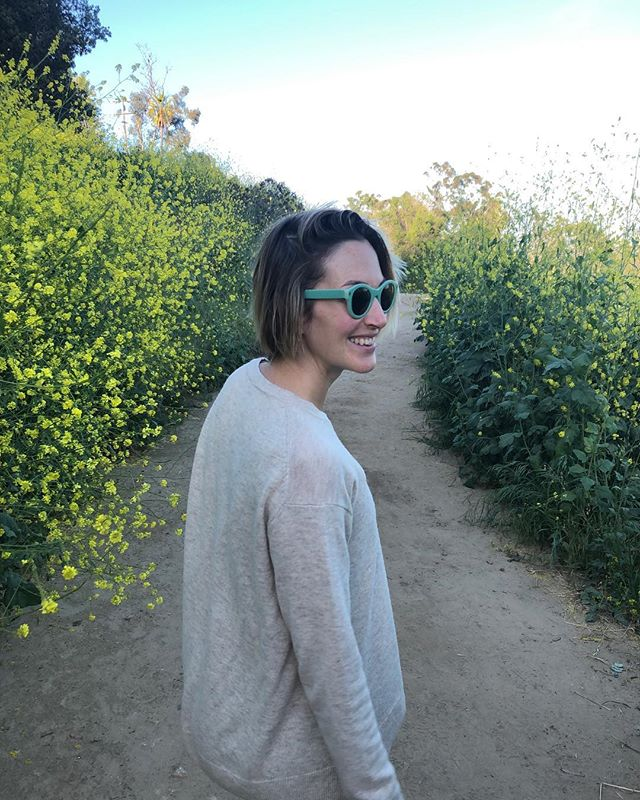 🌼😊🦖 wildflower season.