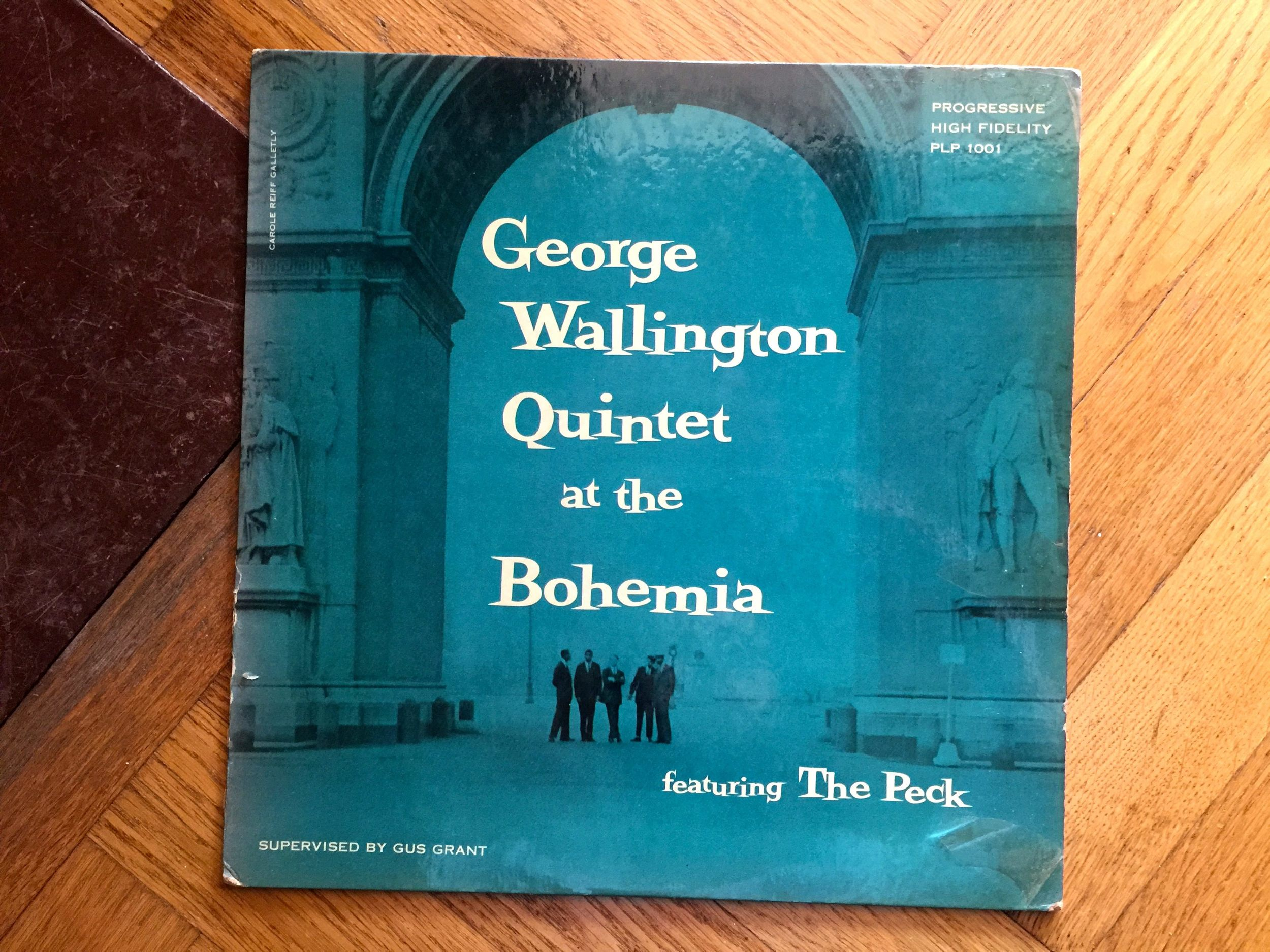 A very rare live LP worth checking out.