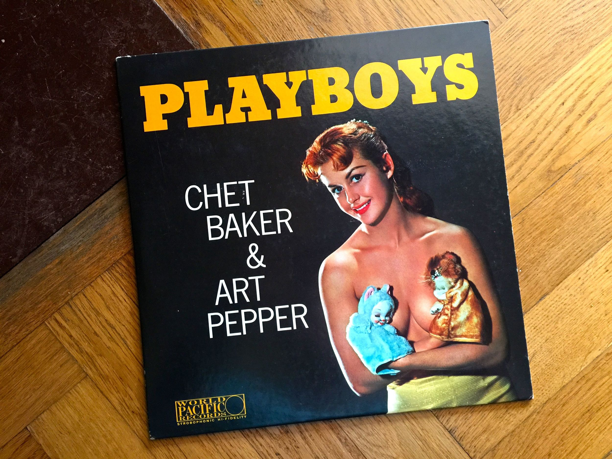 """Playboys"" indeed..."