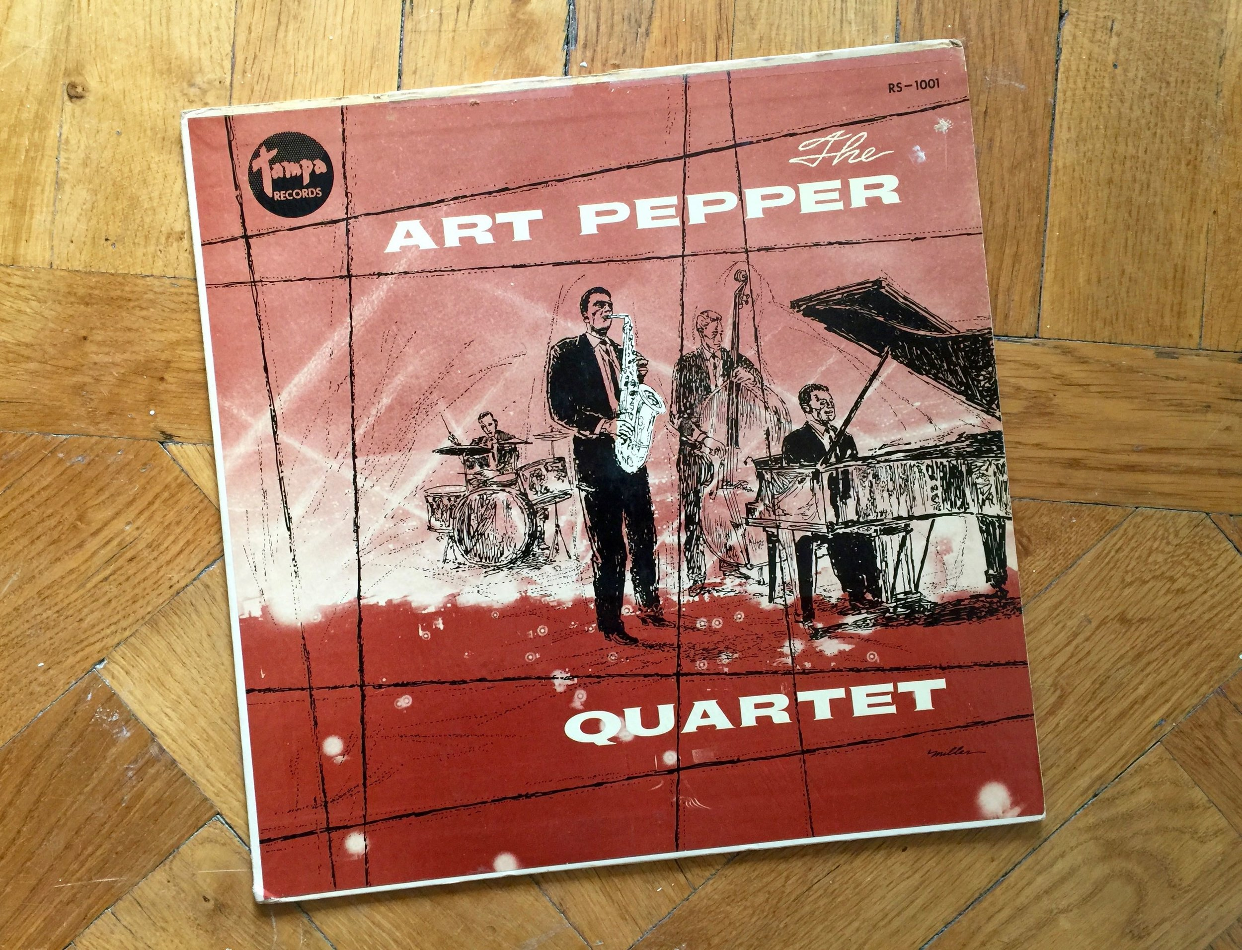One of the rarer Pepper titles.