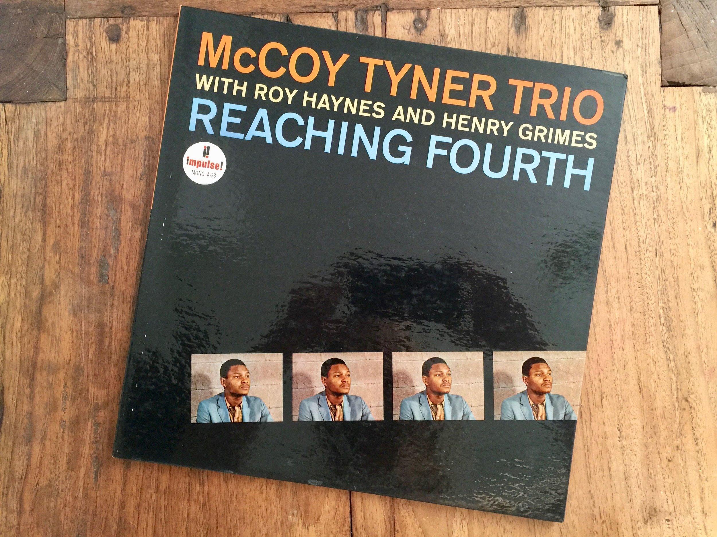 A very satisfying jazz piano trio album.