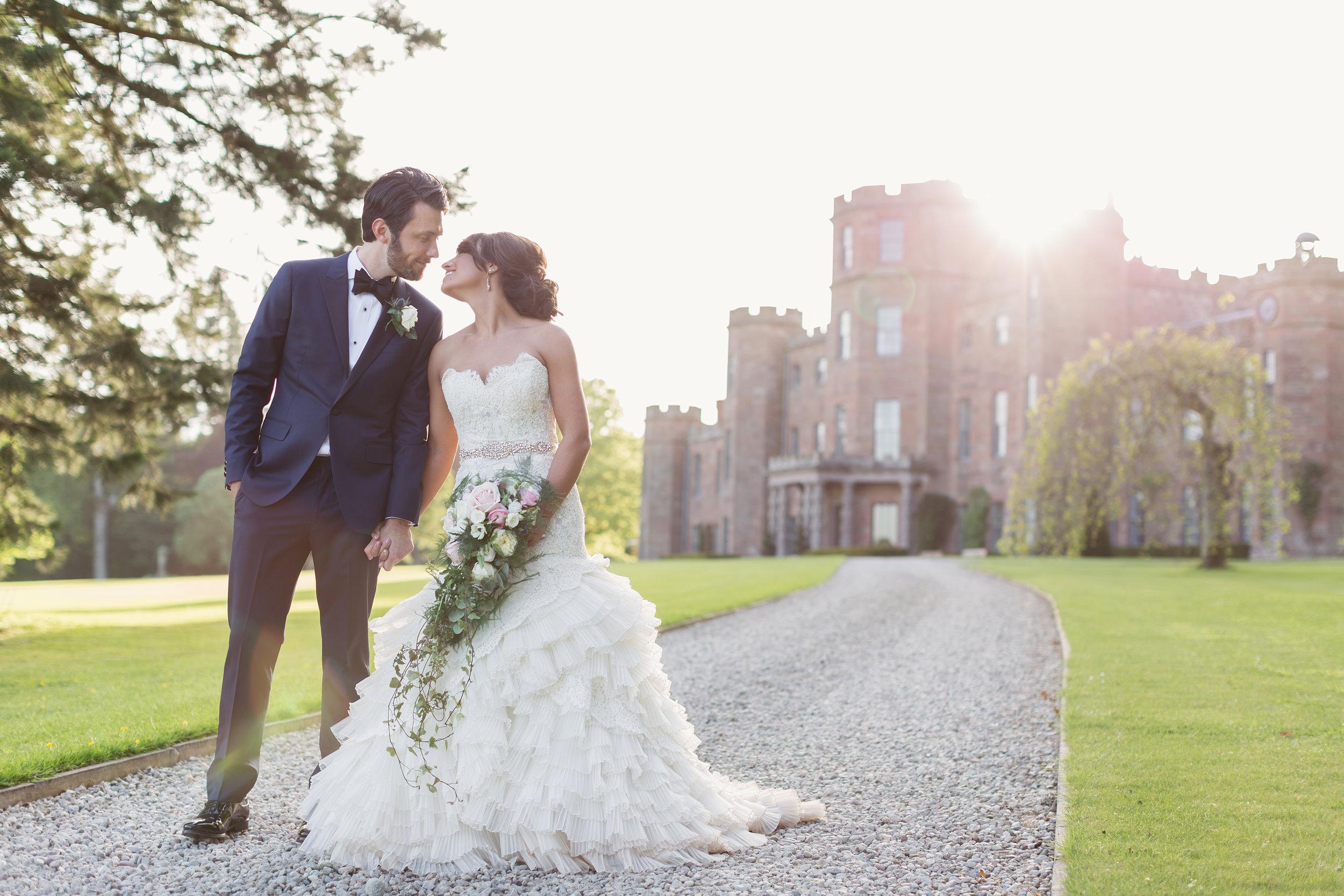 EXCLUSIVE USE CASTLE WEDDING