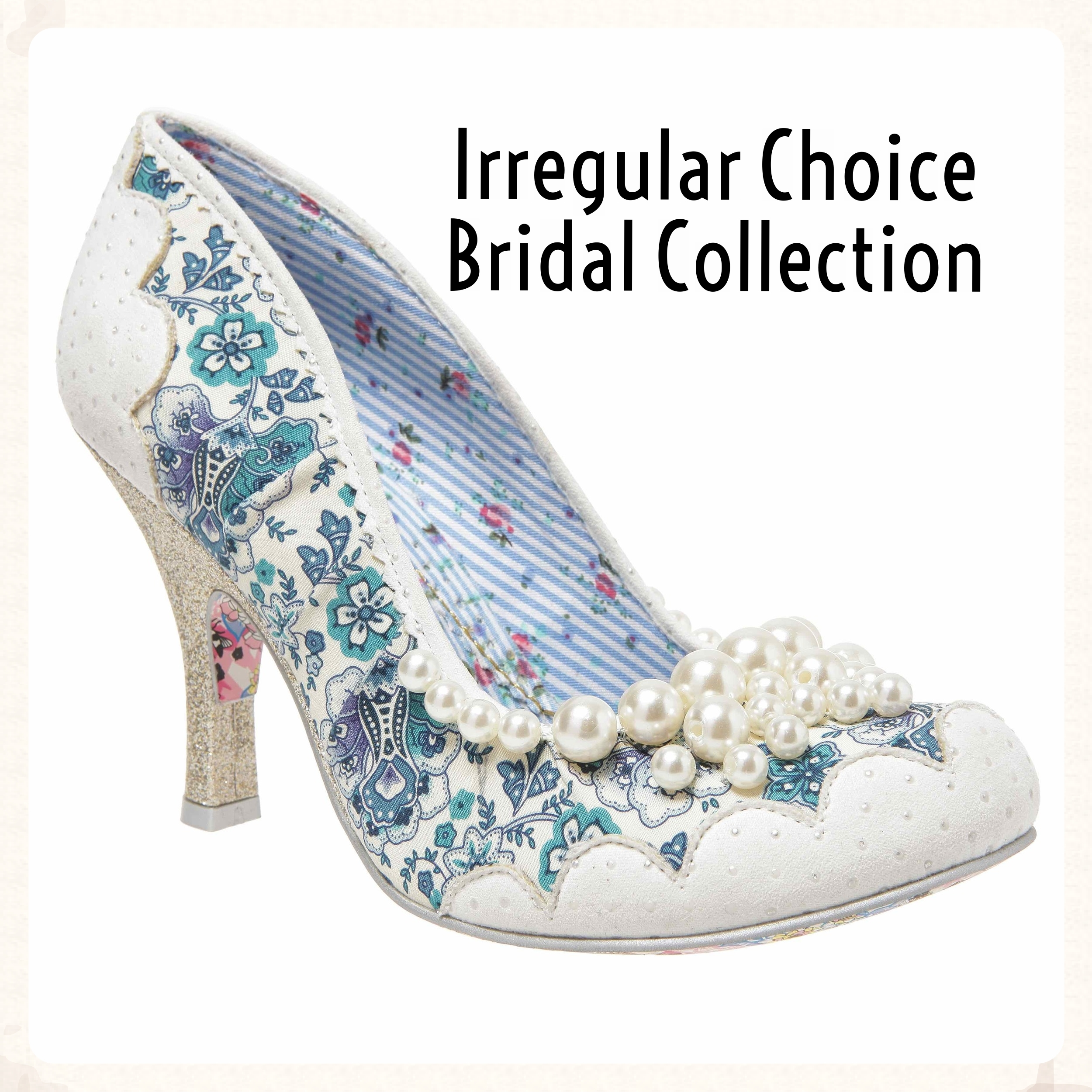 Irregular Choice Bridal Collection