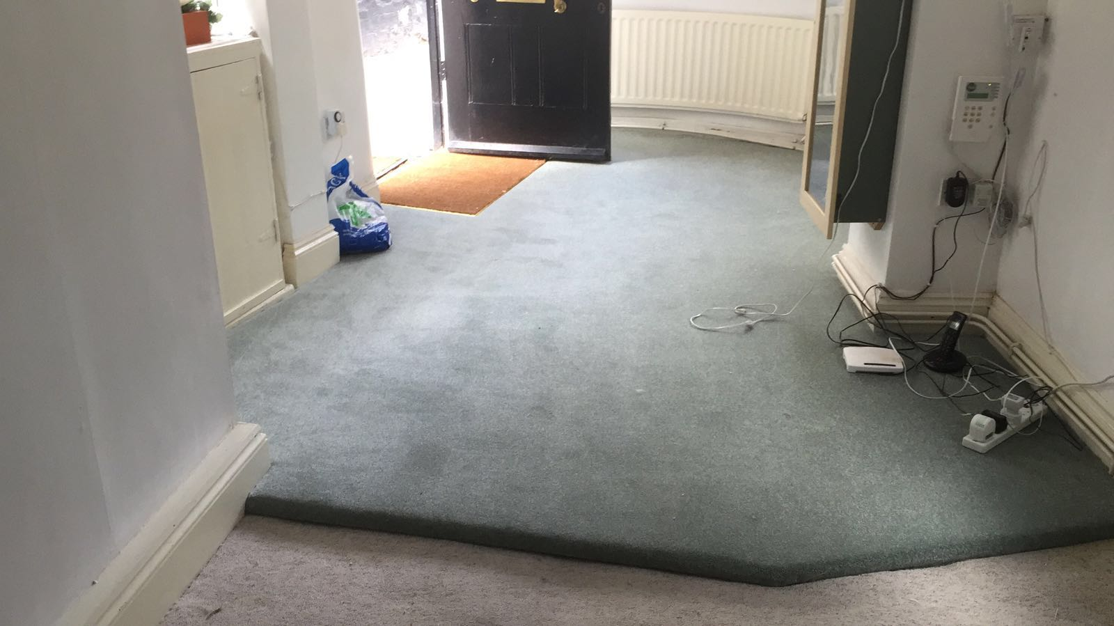 New Carpet....It's lovely!