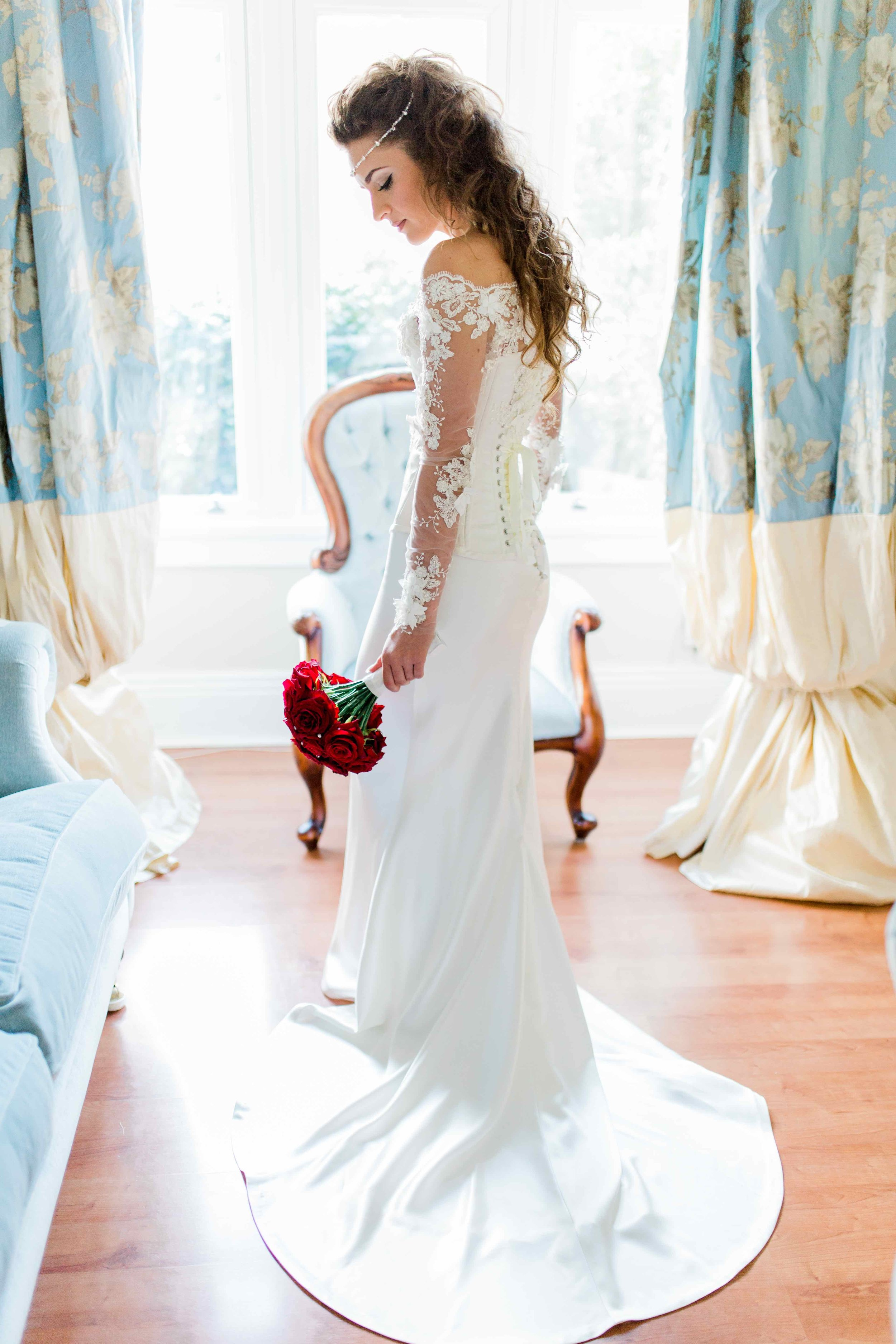 Bespoke creations to fit your perfect day.