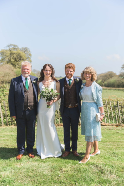 Mother of the bride & groom…. -