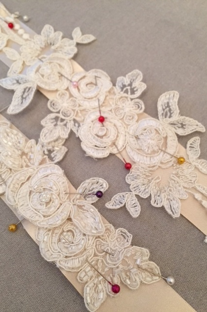 Bridal alterations & styling -
