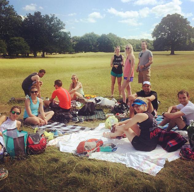 The South London Mavericks (Photo courtesy of  Jen Slater  )