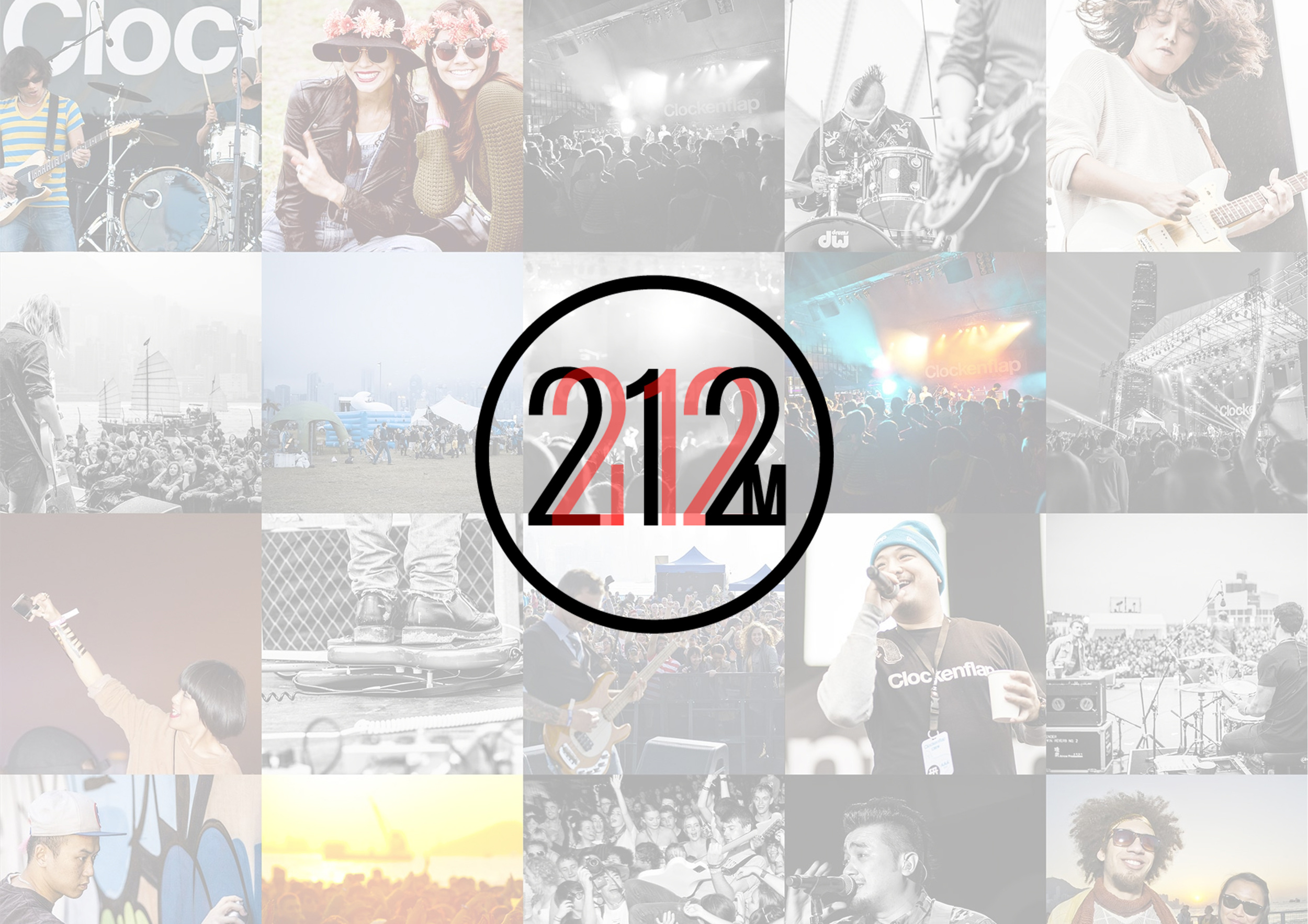 212 Music Group Branding