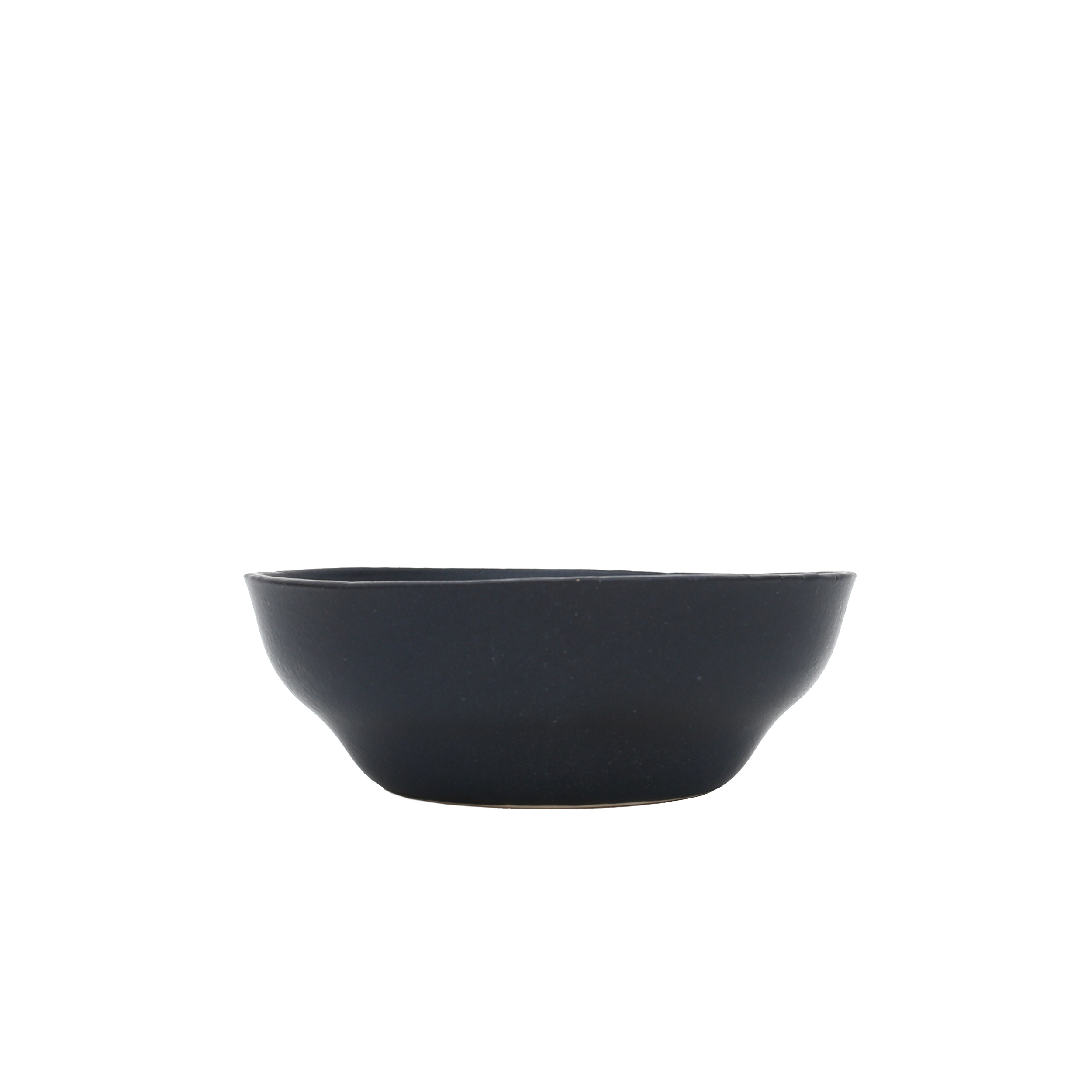 Small Bowl, Oil Black