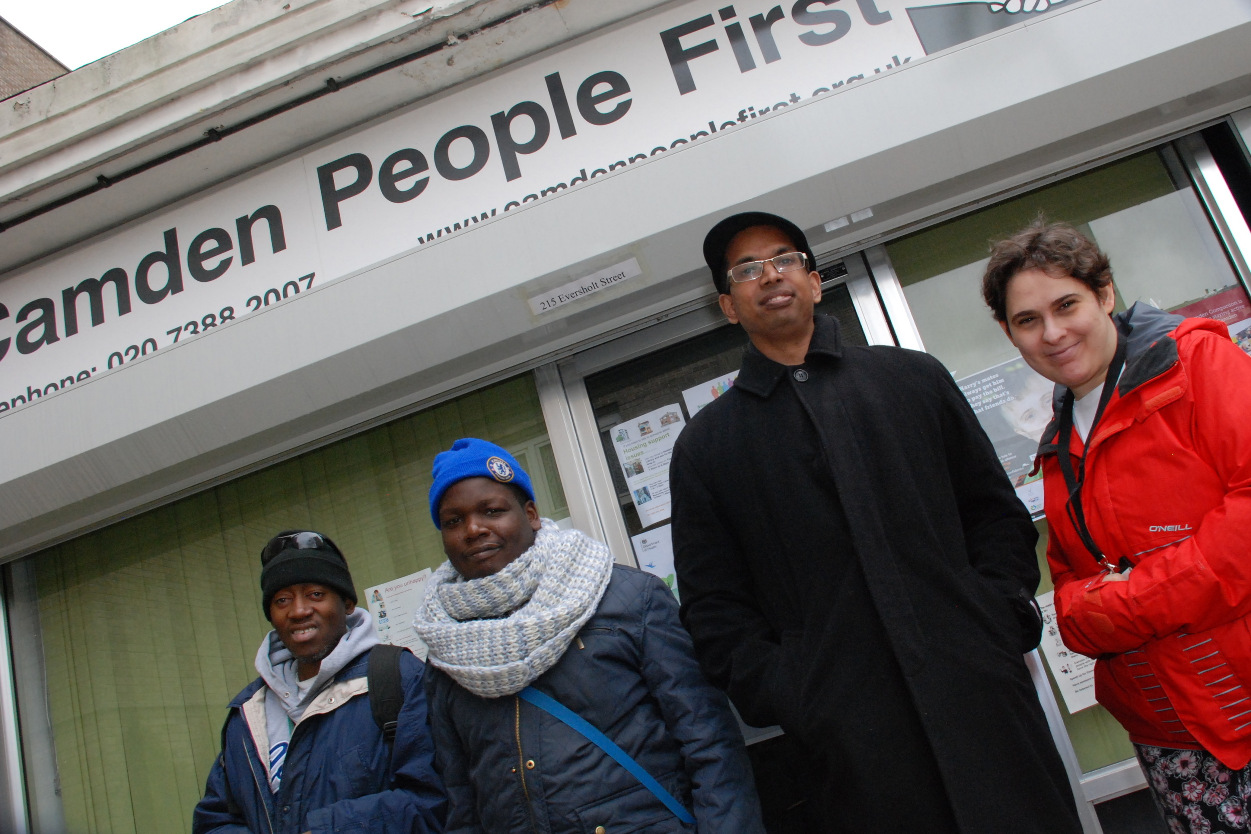 Camden People First's Easy Read Editors