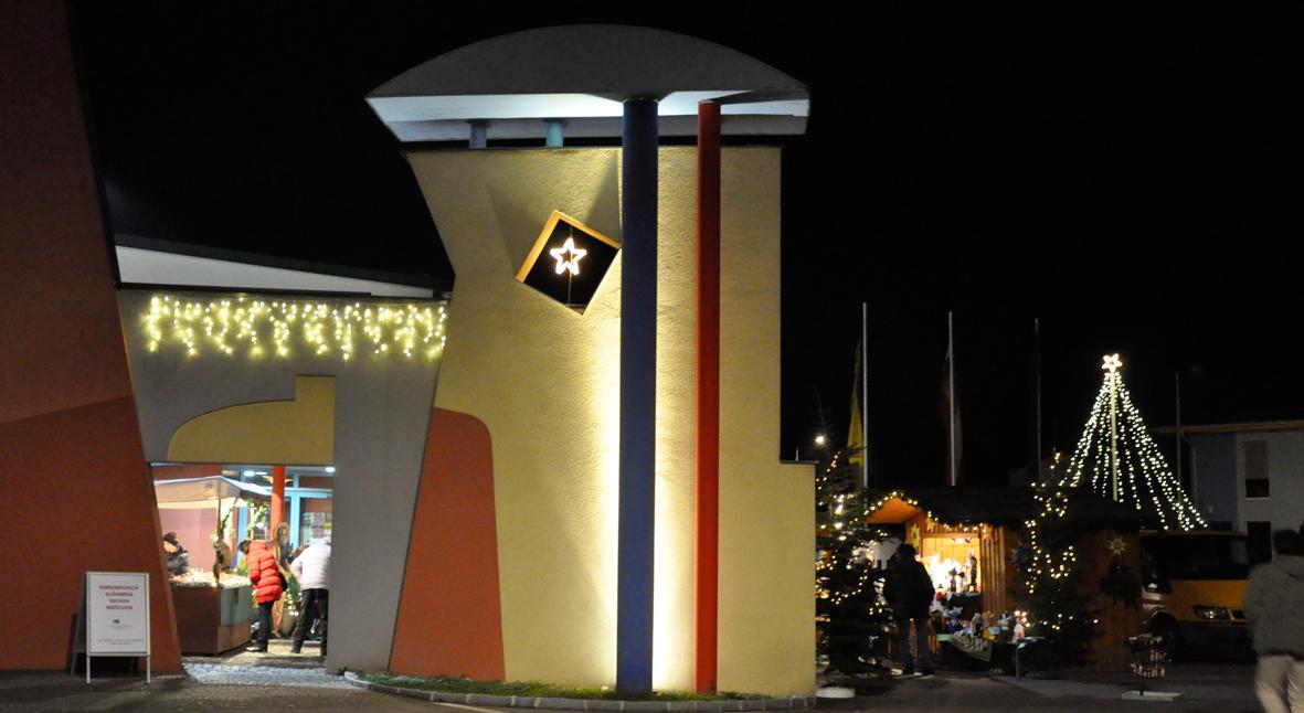 Am 24. und 25. November (jeweils 13 - 19.00 Uhr) findet der beliebte alljährliche Adventmarkt vor dem Kunstmuseum und in ganz Schrems statt…..