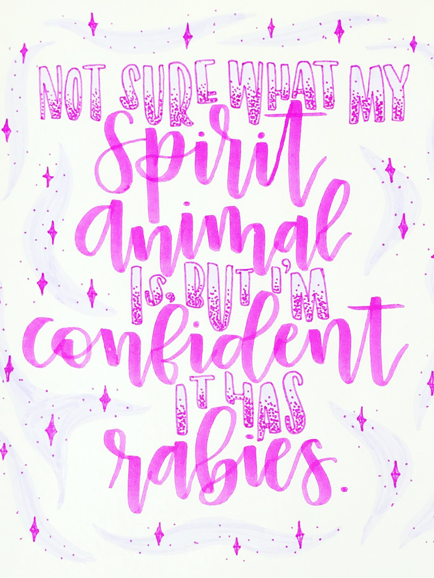Lettering_Spirit Animal 3x4.jpg