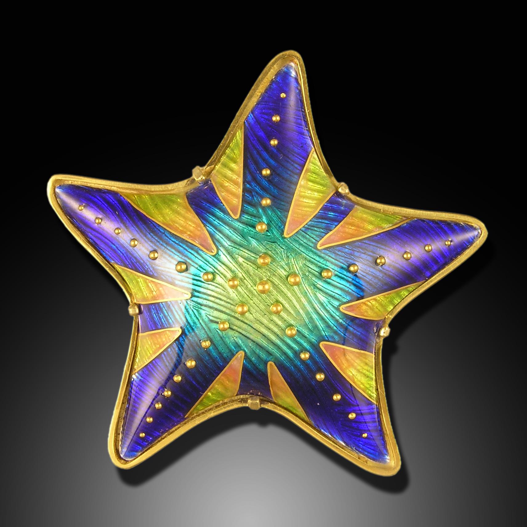Starfish Pin/Pendant