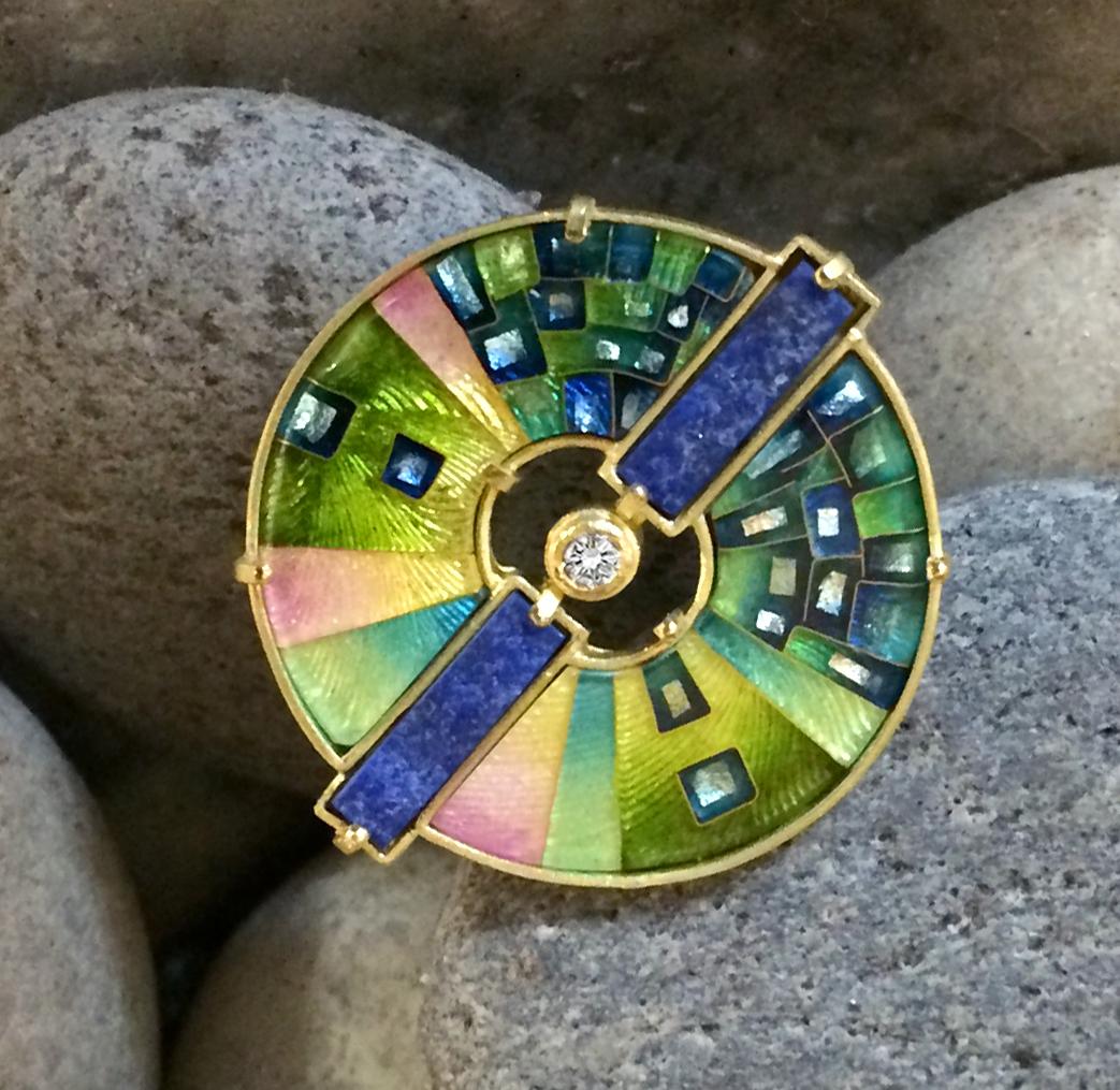 Orbit Pin #1