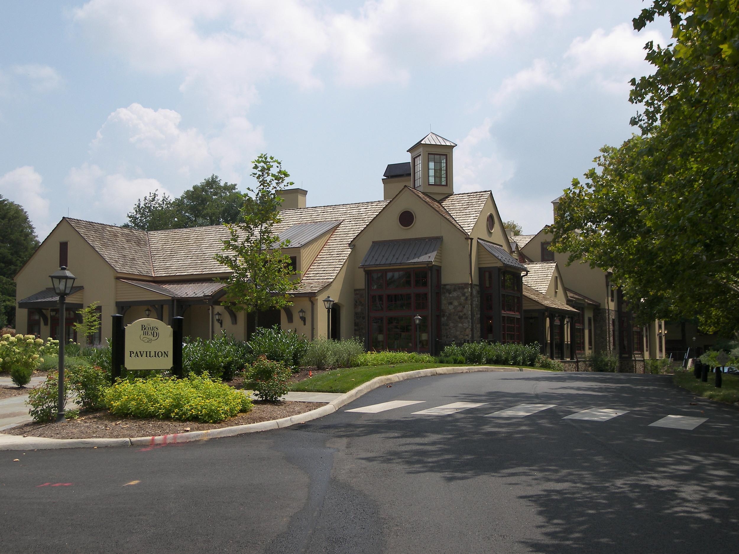 Boar's Head Inn Exterior