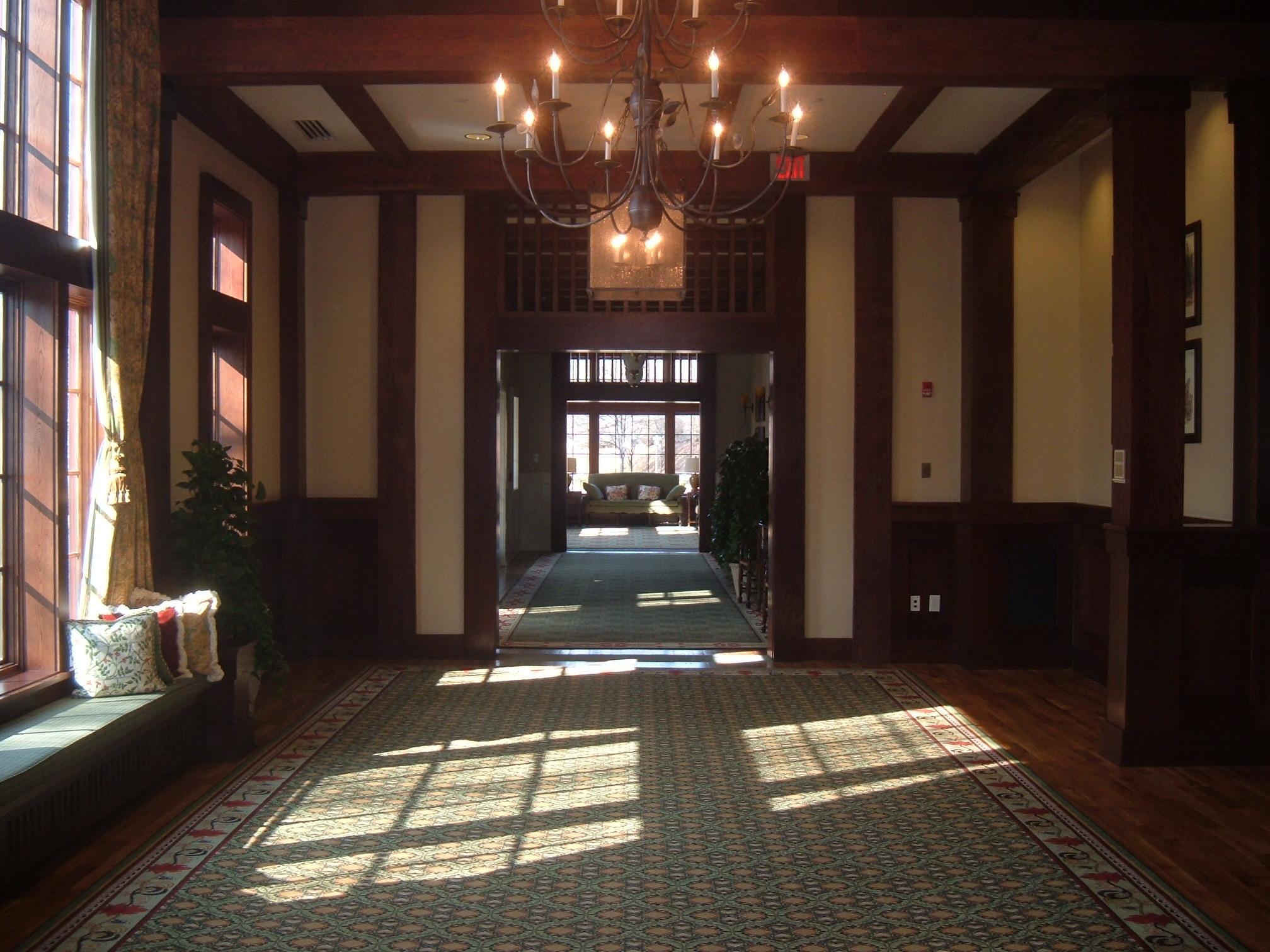 Boar's Head Inn Interior