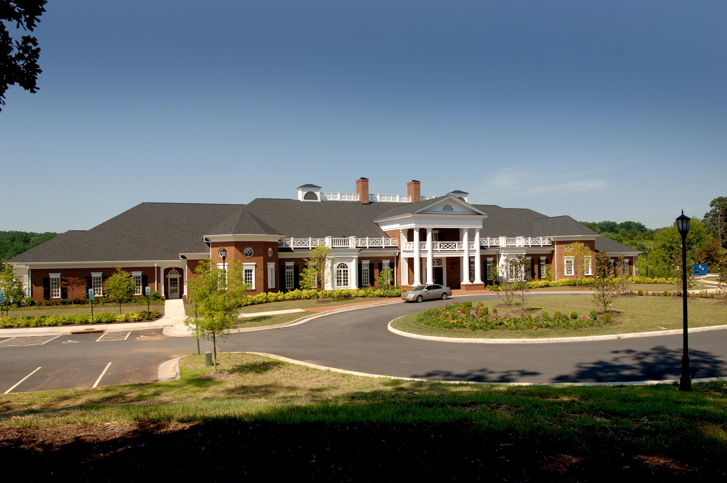 Four Seasons at Charlottesville Exterior