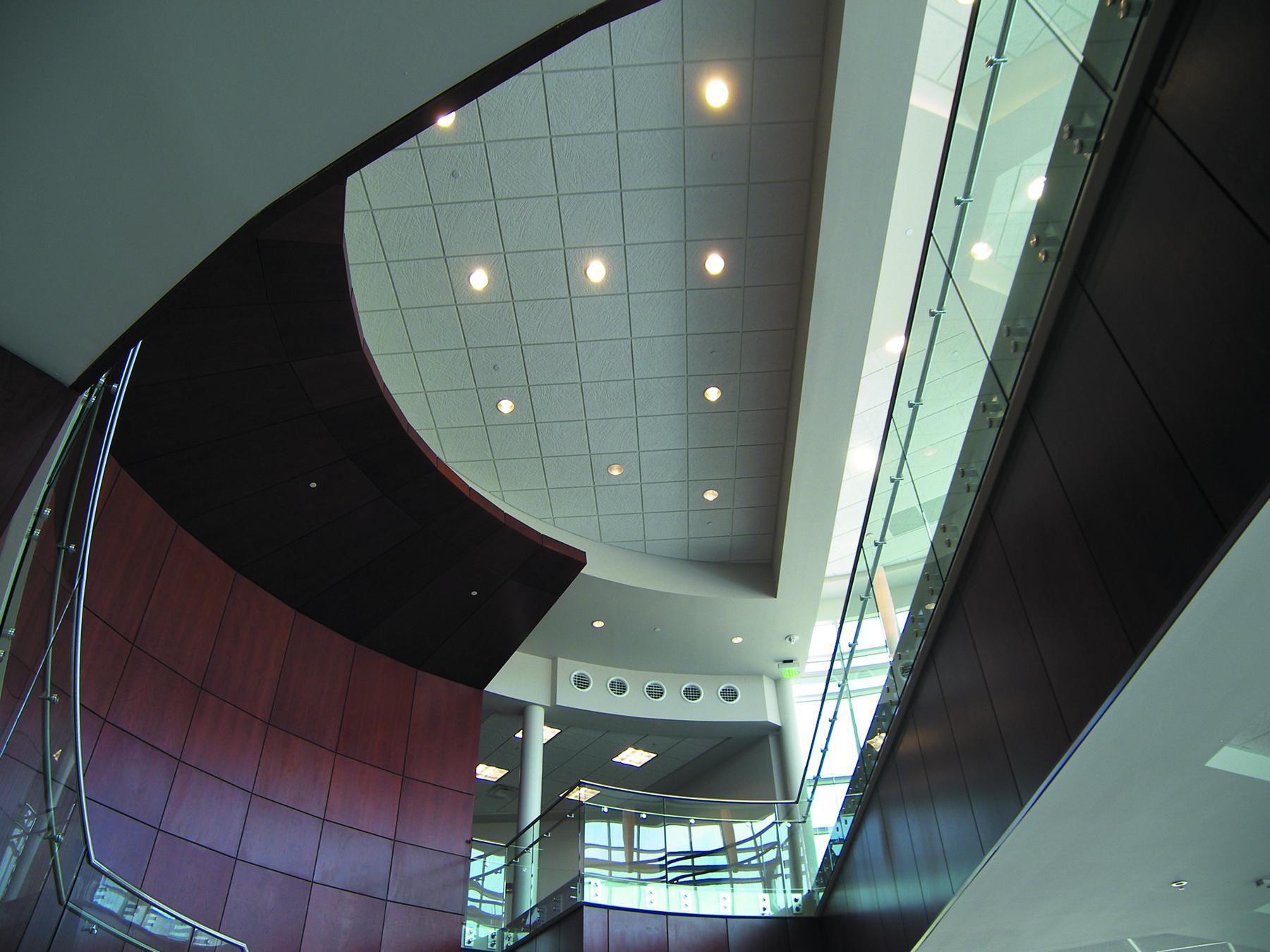 JMU CISAT Library & Dining Hall Interior