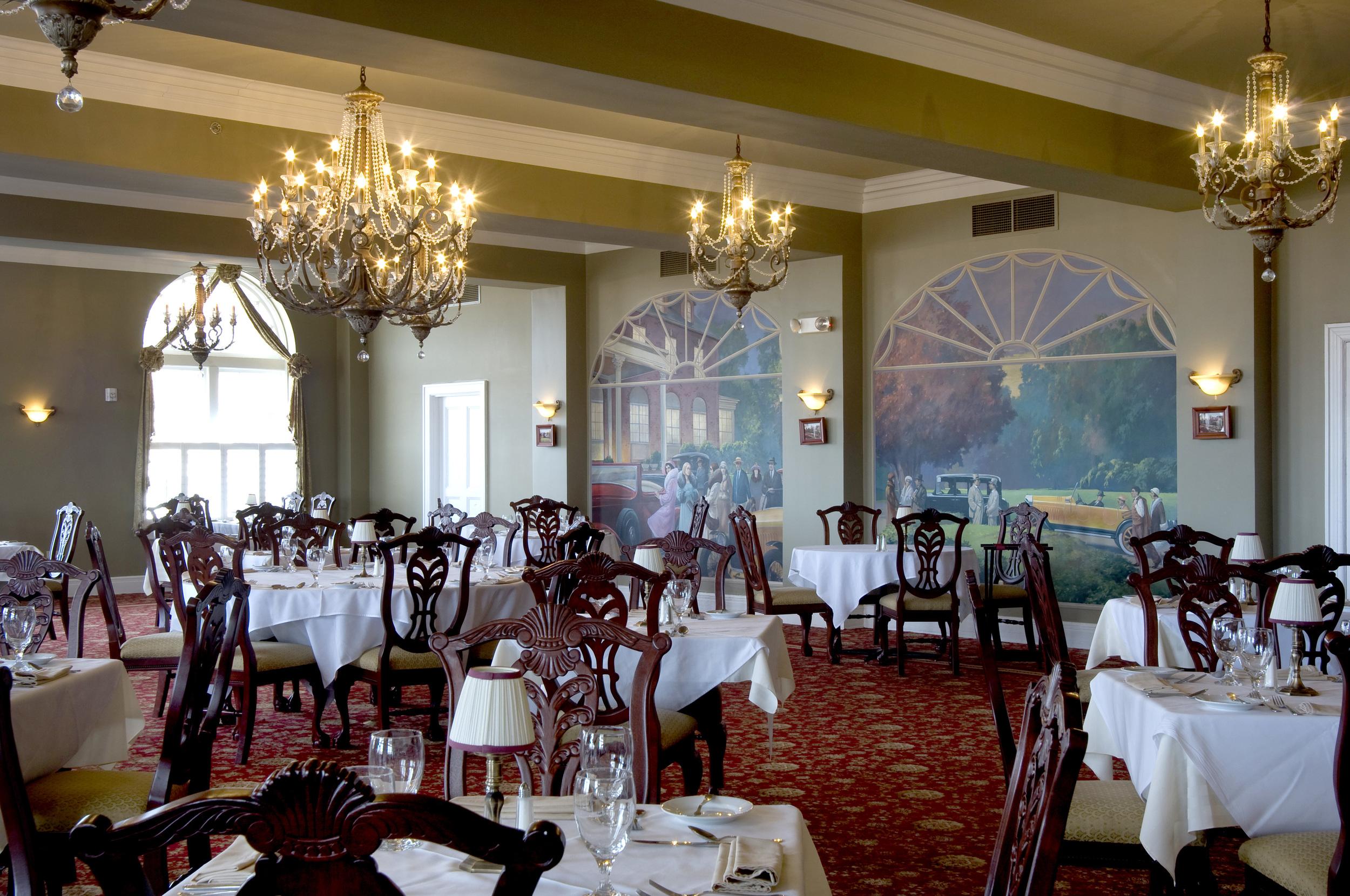 The Mimslyn Inn Interior