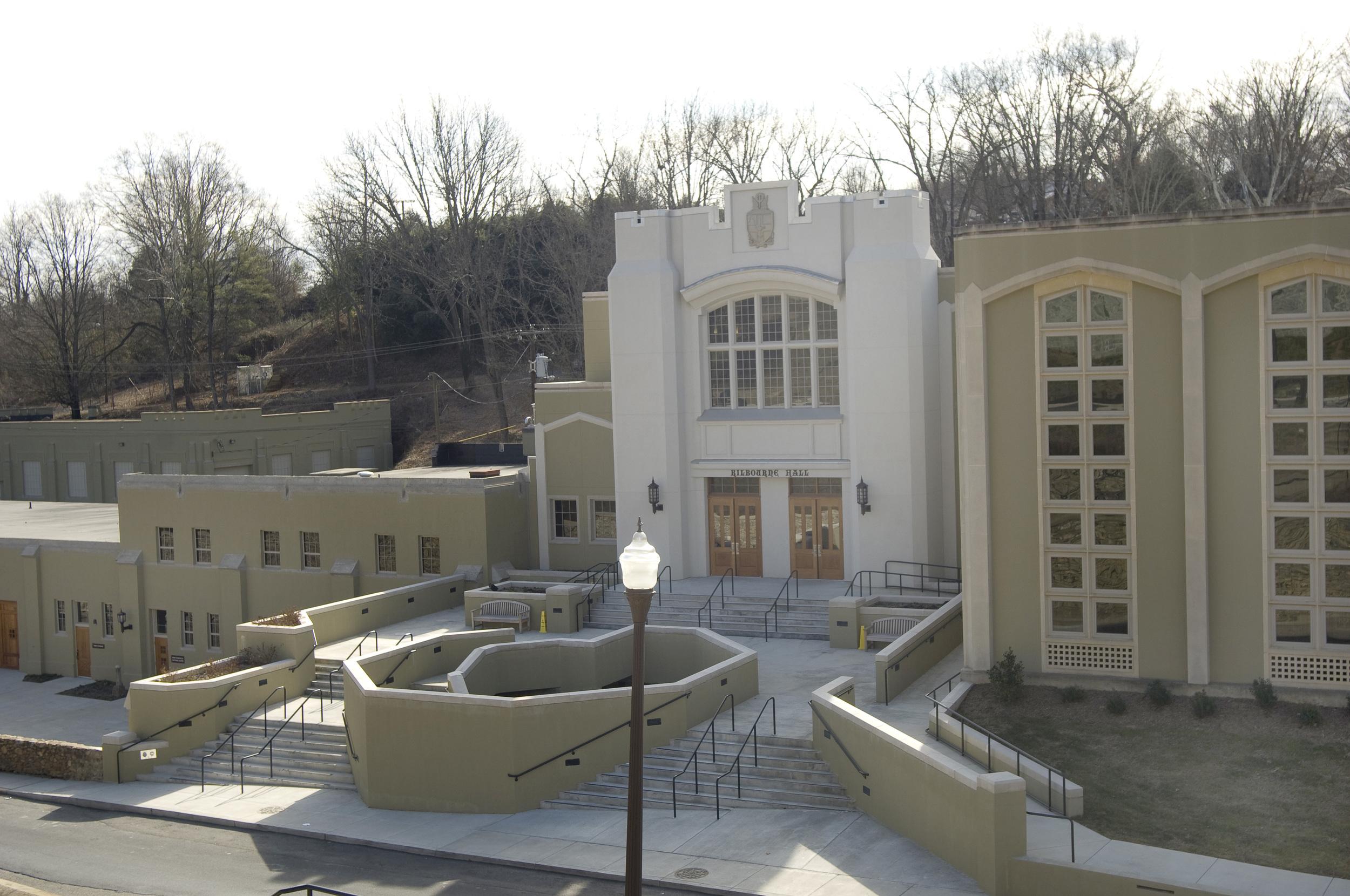 Virginia Military Institute Kilbourne Hall Exterior