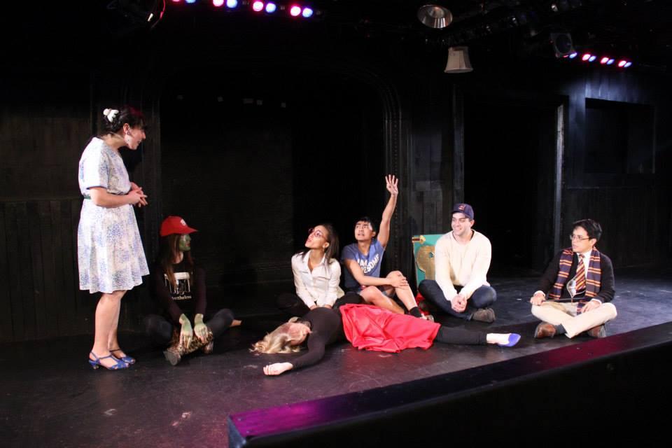 #serials @ The Flea Theatre