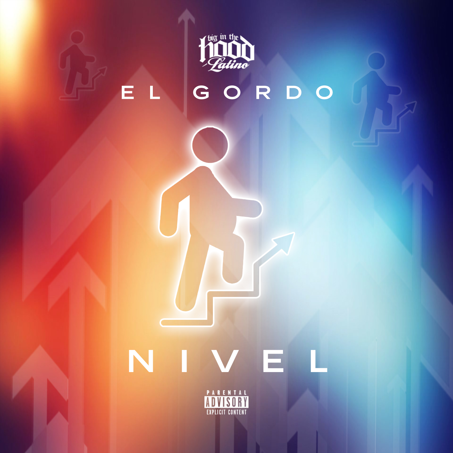 """El Gordo Is Back With A New Freestyle """"Nivel"""" features an insane beat from Honorable C-Note. The turn up is in full effect. #BigInTheHoodLatino"""