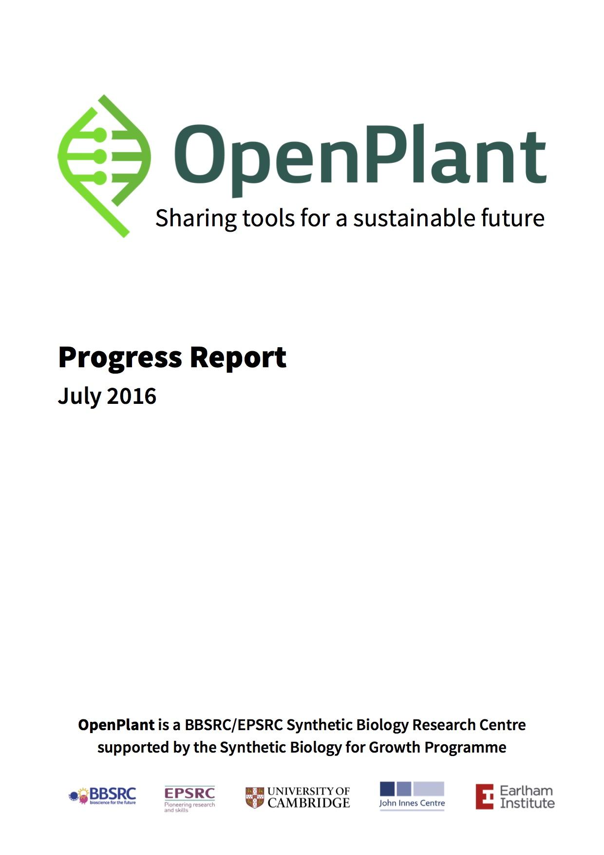 OpenPlant Manual 2016