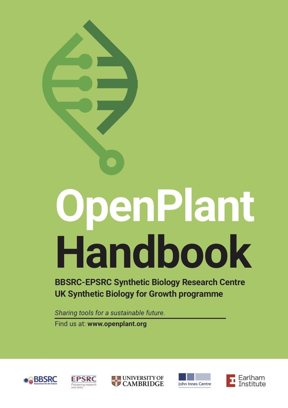 OpenPlant Handbook 2018