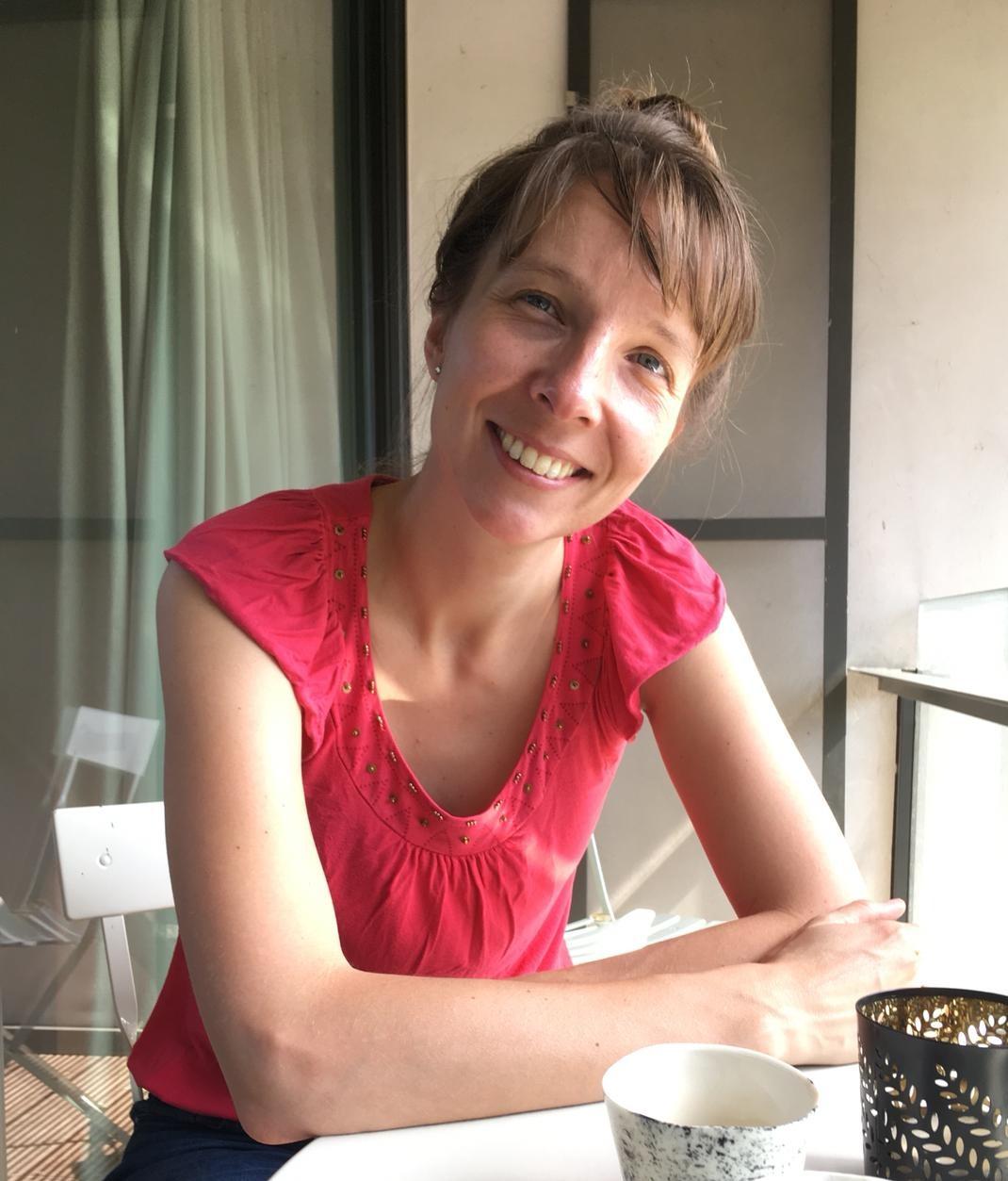 Dieuwertje van der Does, OpenPlant Programme Manager