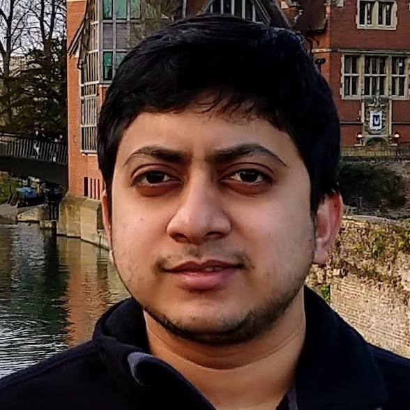 Somenath Bakshi - Lecturer in Synthetic Biology, Dept. of Engineering, University of Cambridge