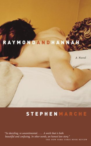 Cover of Raymond and Hannah
