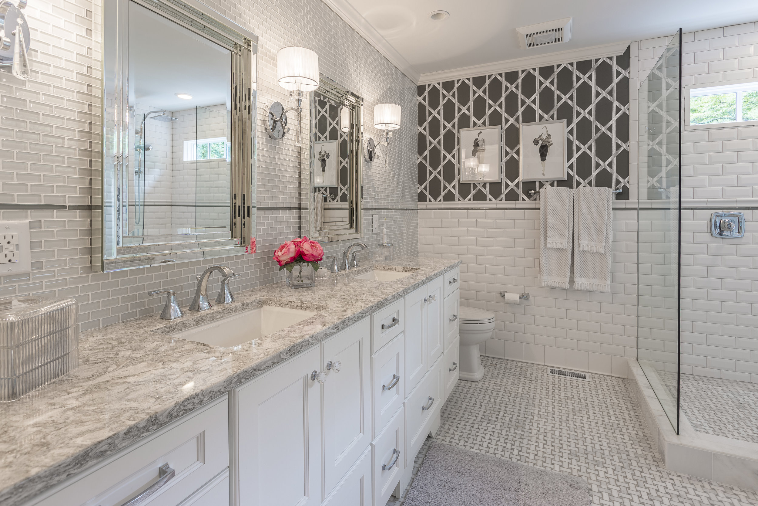 Amazing Spa Inspired Bathroom