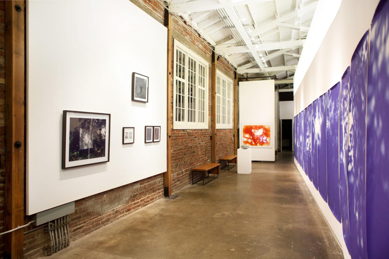 Installation view, 2011