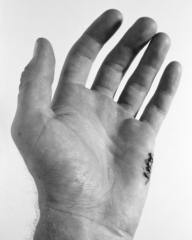 "Human Error, 12"" x 10"", 2007"