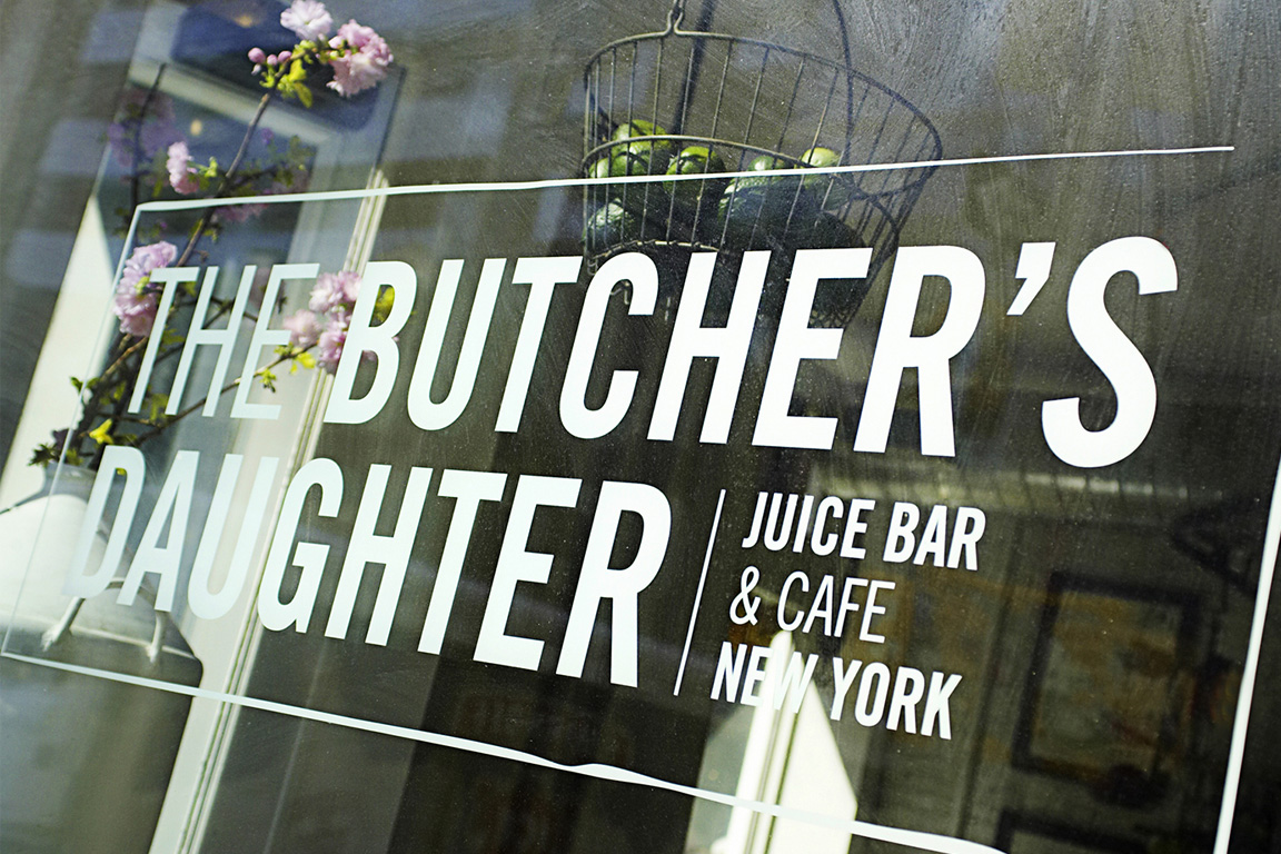 Photo by The Butcher's   Daughter from www.thebutchersdaughter.com.