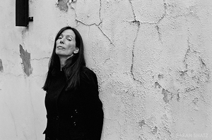 Katharine Hamnett is an English fashion designer best known for her political t-shirts and her ethical business philosophy.