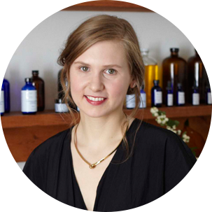 Julie Clark, creator and founder of Province Apothecary.   Photo source:    provinceapothecary.ca .