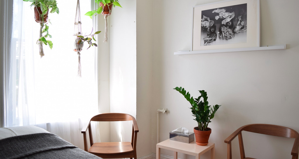 Province Apothecary is a vestige of calm in the ever-hectic city. Photo source:    provinceapothecary.ca .