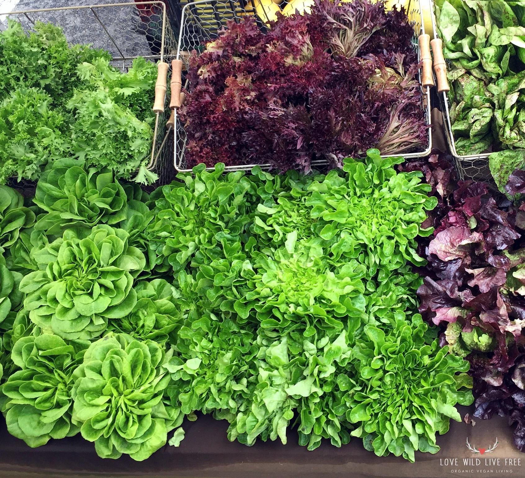 The prettiest organic market finds from the Downtown Santa Monica Farmers' Market.