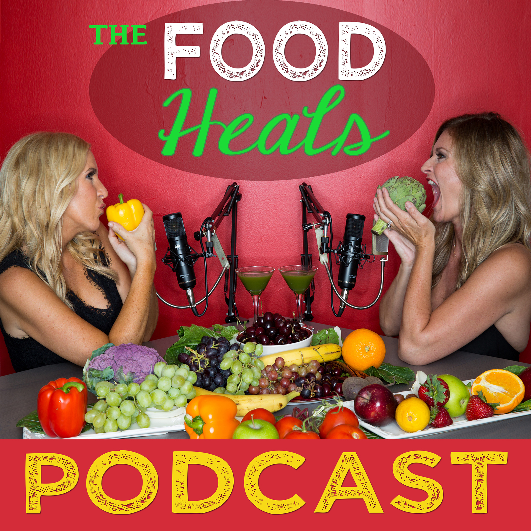 The Food Heals Podcast