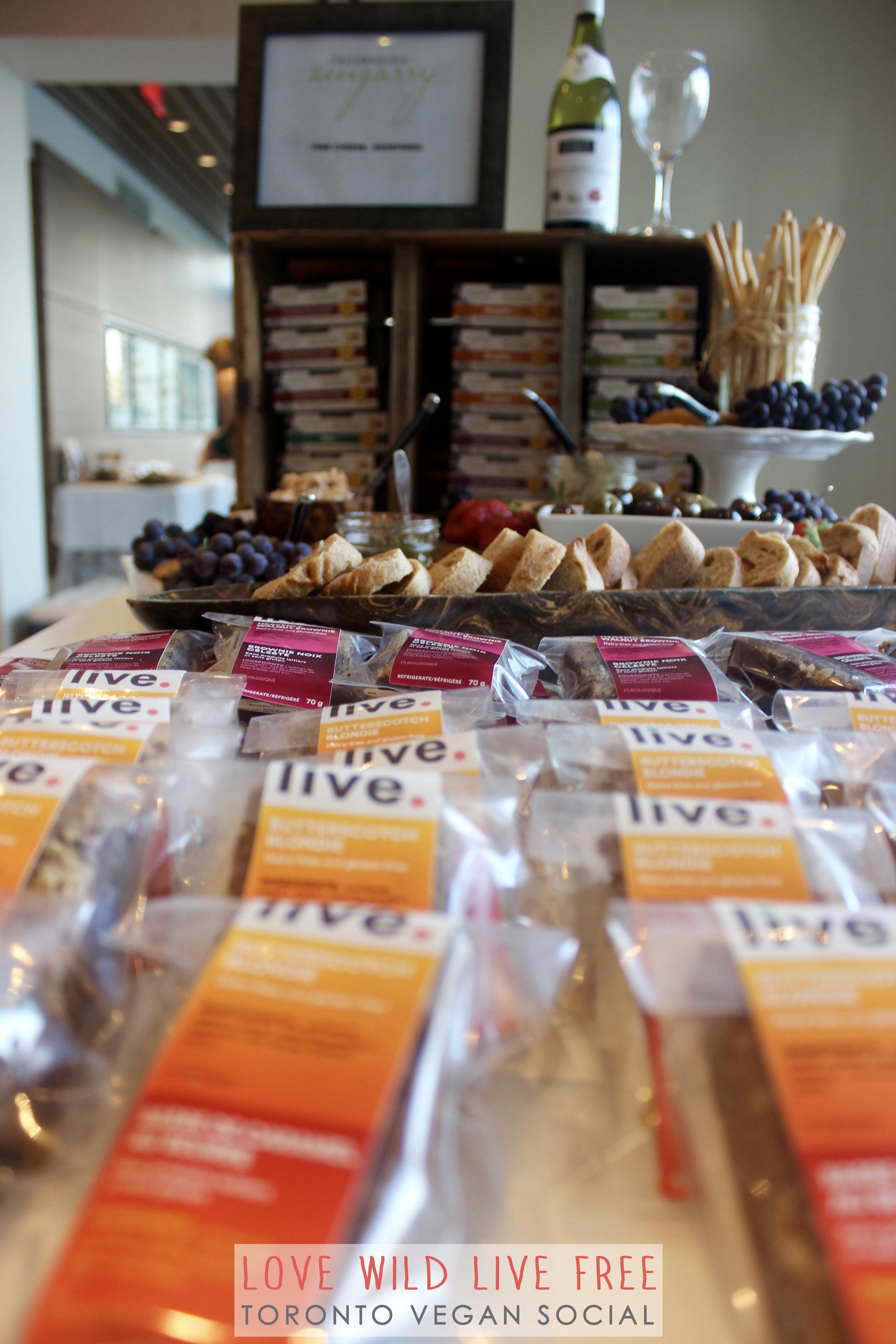 Live Organics Brownies