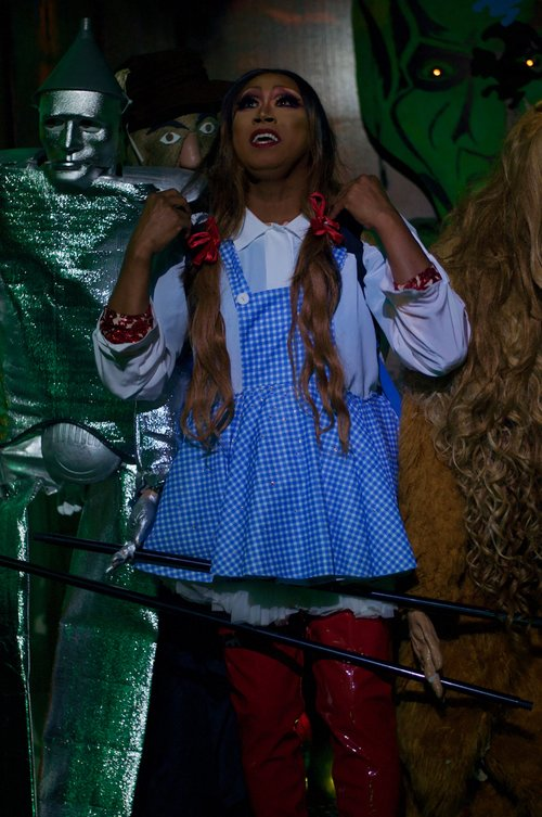 Sofonda Cox  as Dorothy.   Photo by:  Emmanuel Ponce .