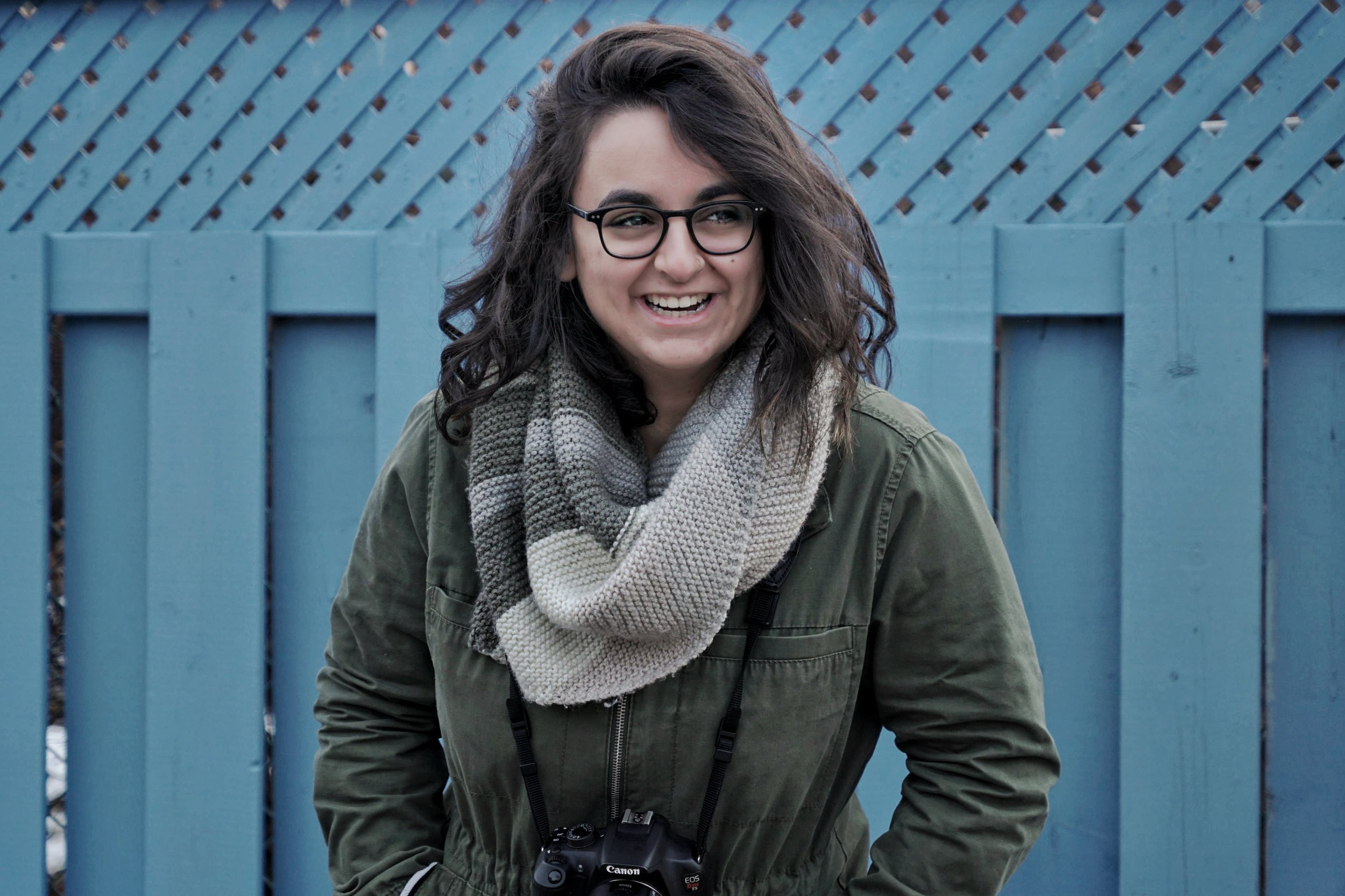 Katherine Sousa  -  Publicity & Media Assistant.  Katherine works full time in Public Relations and is also one-half of the  Two Market Girls . Check out their  YouTube channel  for awesome recipes and all things vegan!
