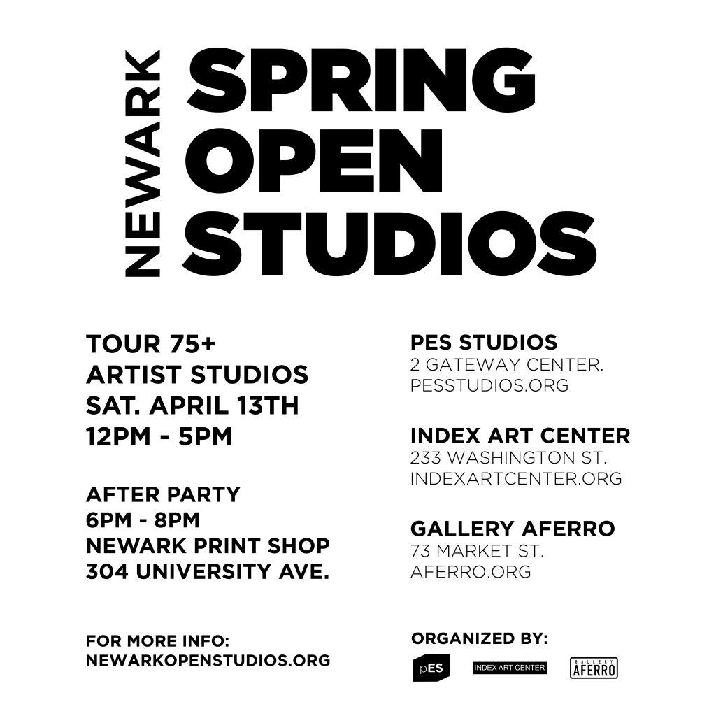 Newark Arts Artist Studios Spring 2019 MichaelKTaylor