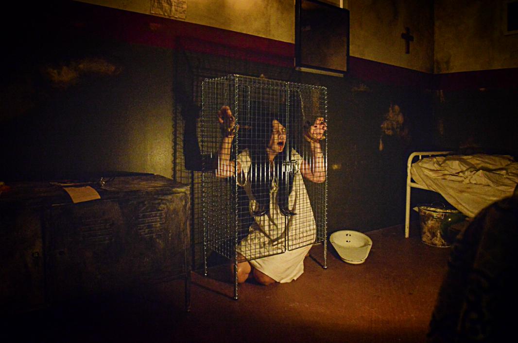 asylum escape room