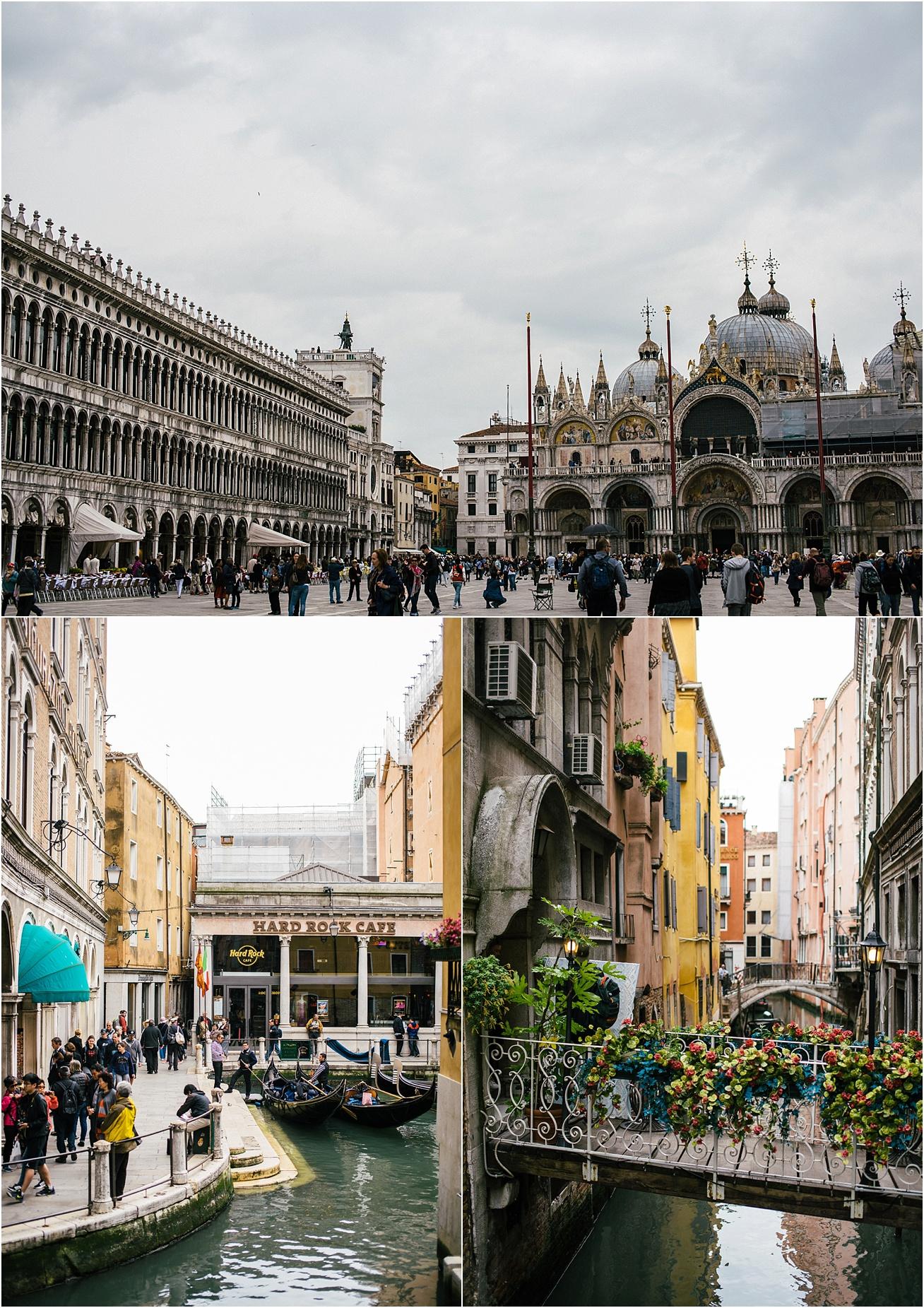 Travel in Venice, Italy