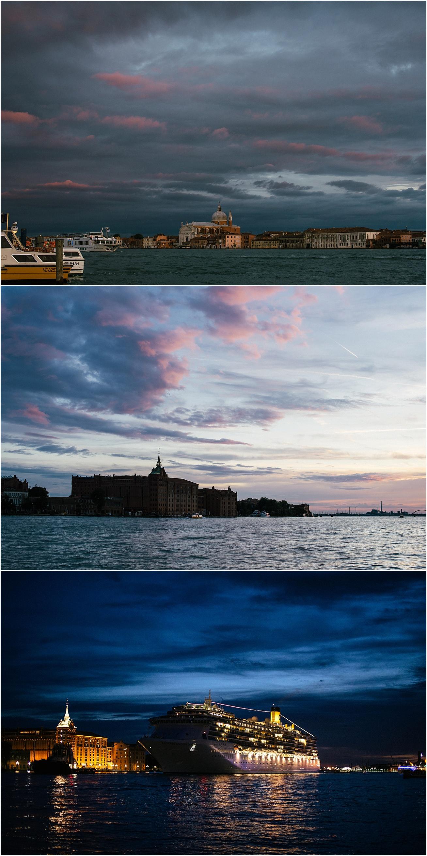 Holiday in Venice, Italy