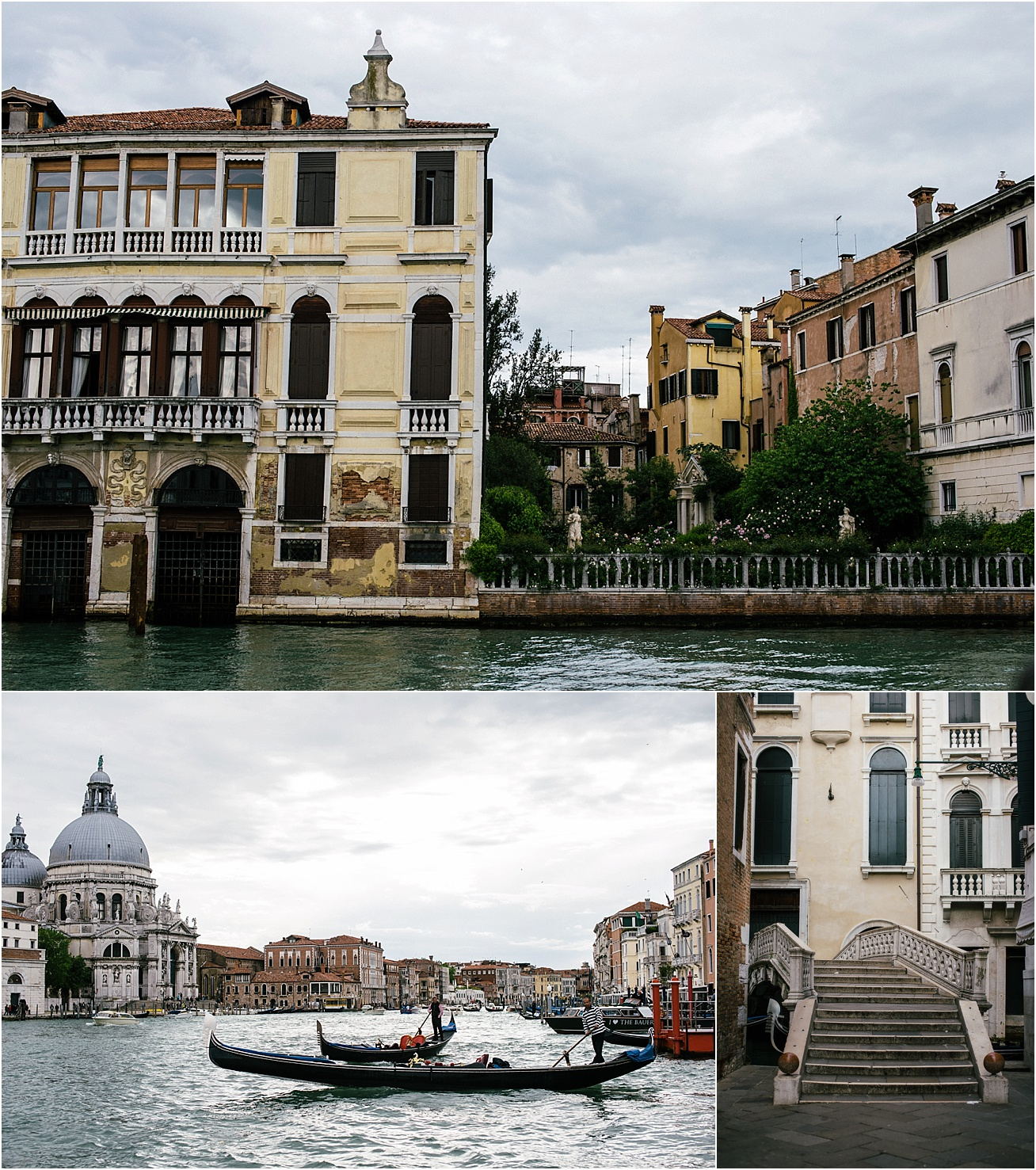 Travelling to Venice, Italy
